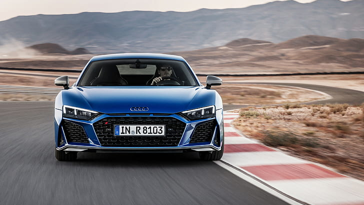 Collection of audi wallpaper in 4k 5k and mobile resolutions. Hd Wallpaper Audi R8 V10 2019 Cars 4k Wallpaper Flare