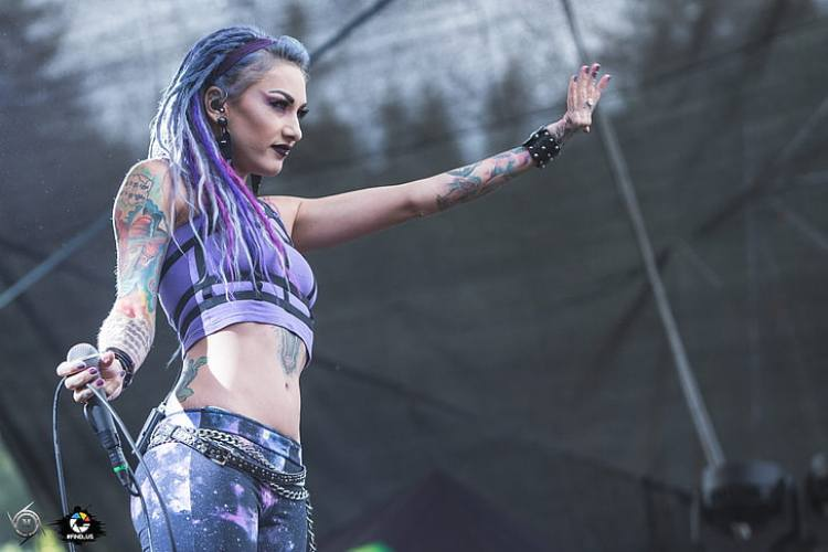 HD wallpaper: metal music, Lena Kataraga, Infected Rain, Lena Scissorhands    Wallpaper Flare