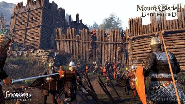 HD wallpaper: Video Game, Mount & Blade II: Bannerlord | Wallpaper ...