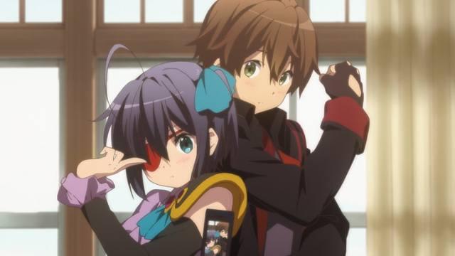anime term - chunibyou meaning