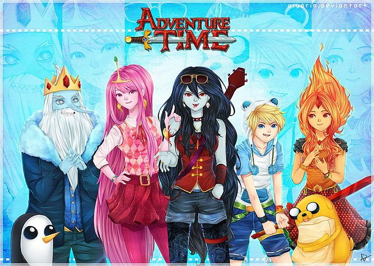 adventure time poster marceline