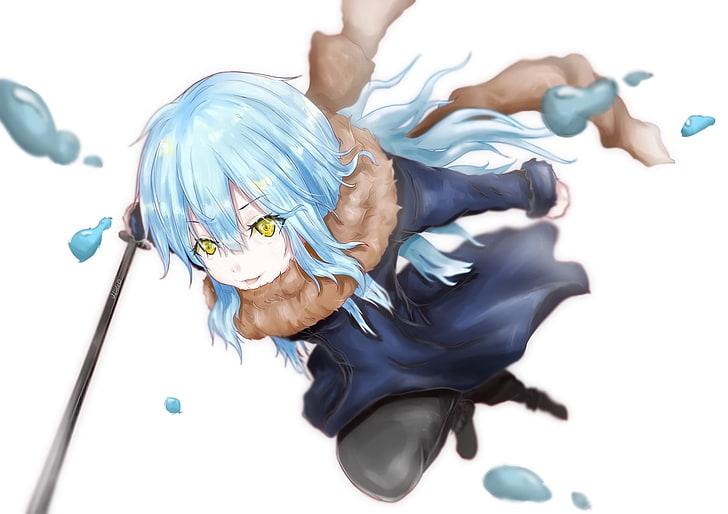 Rimuru tempest icons | tumblr. Rimuru Tempest 1080p 2k 4k 5k Hd Wallpapers Free Download Wallpaper Flare
