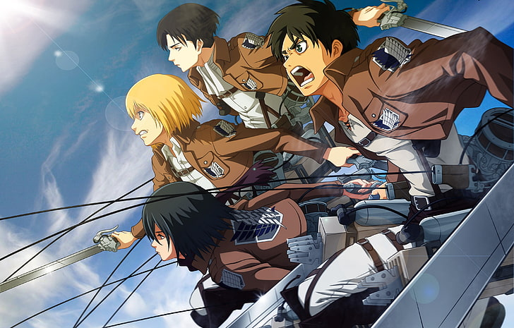 Mikasa Ackerman 1080p 2k 4k 5k Hd Wallpapers Free Download Wallpaper Flare