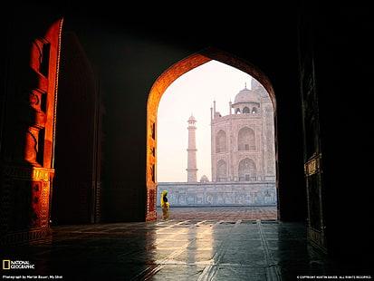 Hd Wallpaper Agra 4k Taj Mahal India Wallpaper Flare