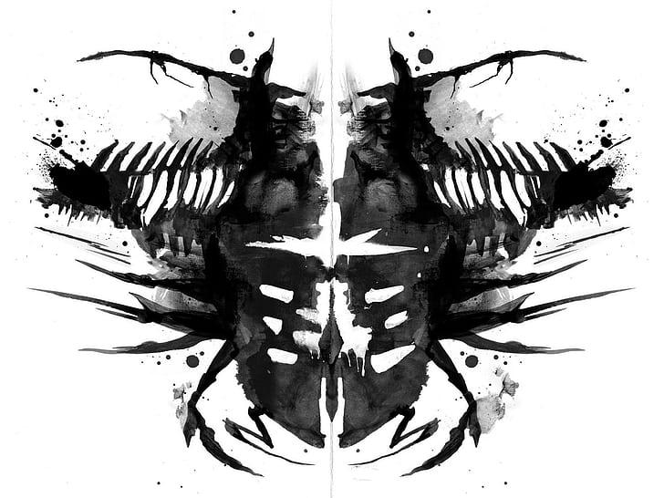 Rorschach test 1080P, 2K, 4K, 5K HD wallpapers free download   Wallpaper  Flare
