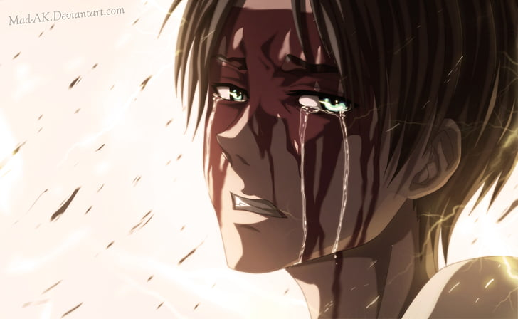 Shingeki no kyojin chibi other anime background. Eren Jäger Season 4 Wallpaper : Eren yeager (エレン・イェーガー ...