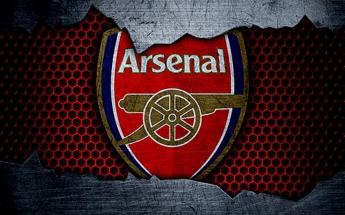 soccer arsenal f c logo