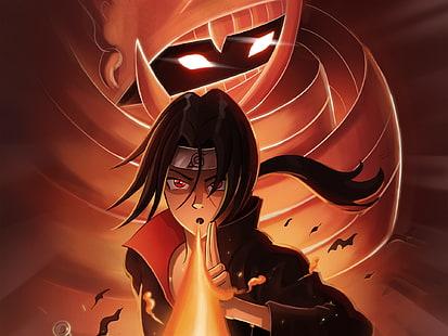 Hd Wallpaper Naruto Itachi Uchiha