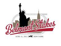 2011 Belmont Stakes logo