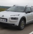 Citroën C4 Cactus prototype Citroën Advanced Comfort