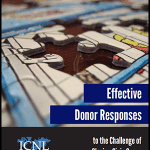 """""""Donors should allow civil society to define the priority areas of support"""" - Effective Donor Responses to the Challenge of Closing Civic Space (ICNL, 2018)"""