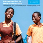 Communication for Development (C4D): Global Progress and Country-Level Highlights Across Programme Areas (UNICEF, 2018)