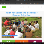New UNICEF 'Faith for Social and Behaviour Change' Initiative
