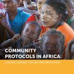 Community Protocols in Africa: Lessons learned for ABS implementation (Natural Justice, 2018)