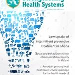 Measuring social and behaviour change communication capacity in Malawi (Strengthening Health Systems, 2, 69-73, 2018)