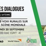 Webinar: On Air Dialogues, Rural voices on the global stage (September 20, 2021)