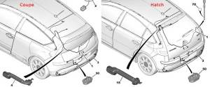 Forums  Technical Questions  C4 Hatch tailgate wiring  C4  DS4 Owners