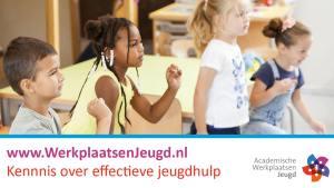 Kennis over effectieve jeugdhulp op één plek