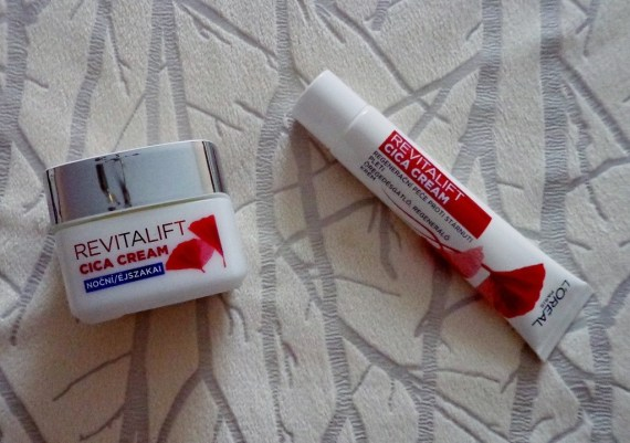 Review linha Revitalift Cica Cream da L'Oréal | Notino.pt