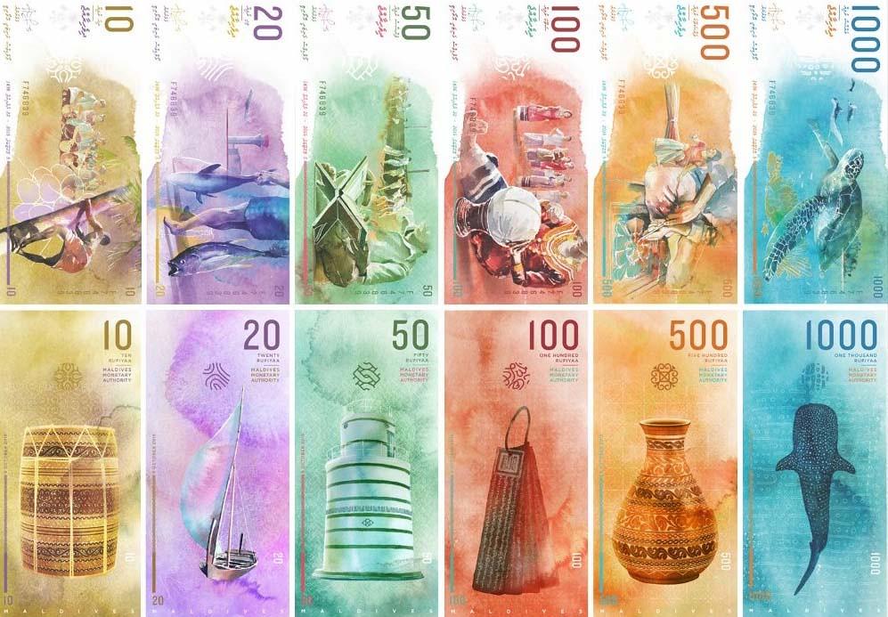 馬爾地夫 貨幣 插座