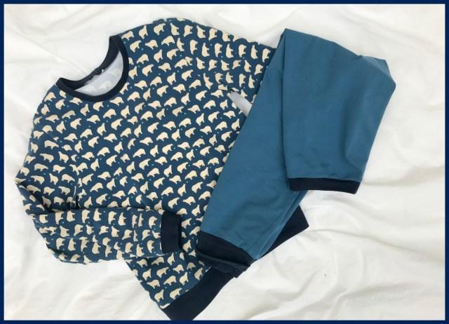 ijsbeer pijama