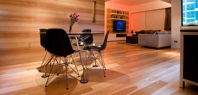Things to consider when buying hardwood floors