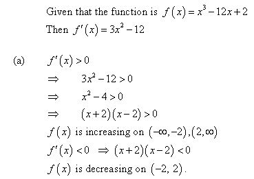stewart-calculus-7e-solutions-Chapter-3.3-Applications-of-Differentiation-29E