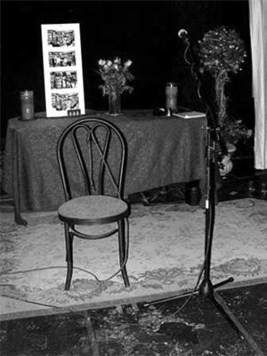 Poets Speak Loud - January 31, 2005