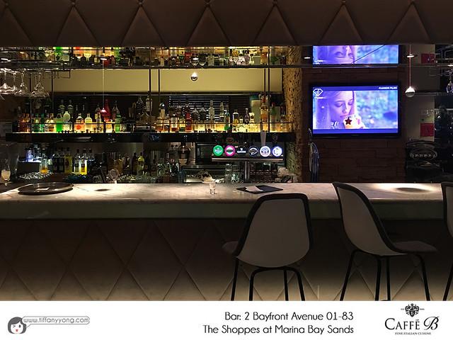 2016 Christmas Dining Caffe B Bar