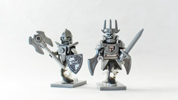 CCC XIV Knight & Squire