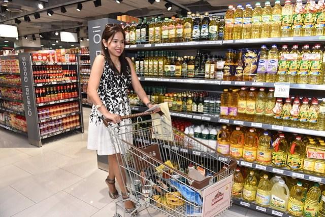 Contadina supermarket run