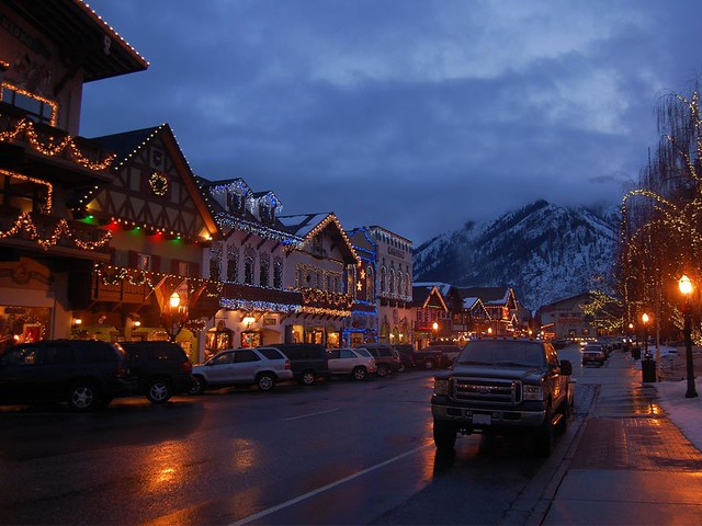 World's Most Magical Christmas Towns - 1