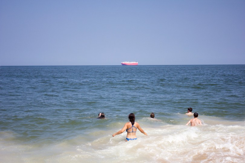 lewes-delaware-beach-ocean-cape-henlopen-boat-waves