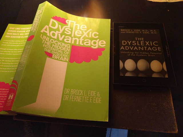 Reading the Dyslexic Advantage