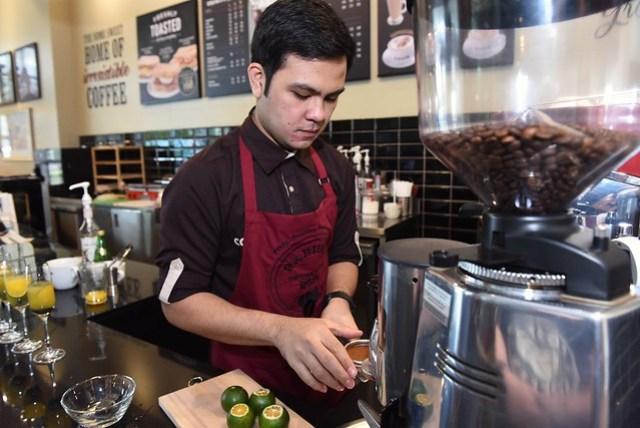 Costa Coffee PH