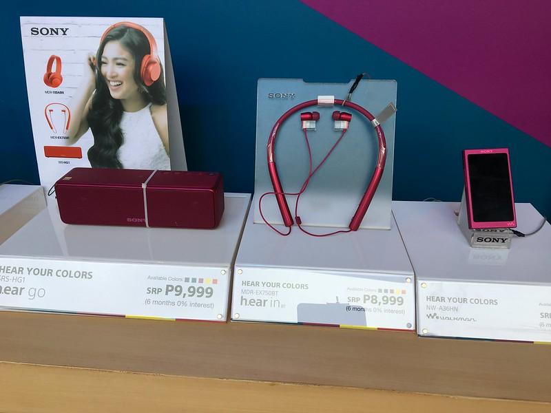 MDR EX-750BT in-ear headphones