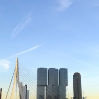 Holland: Rotterdam architecture