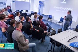 Hackathon Santé - Septembre 2015