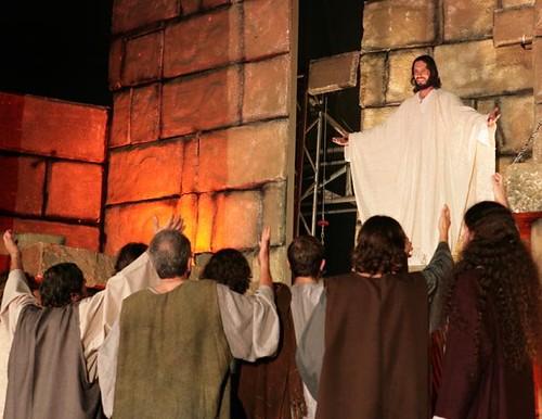 Paixão de Cristo 1