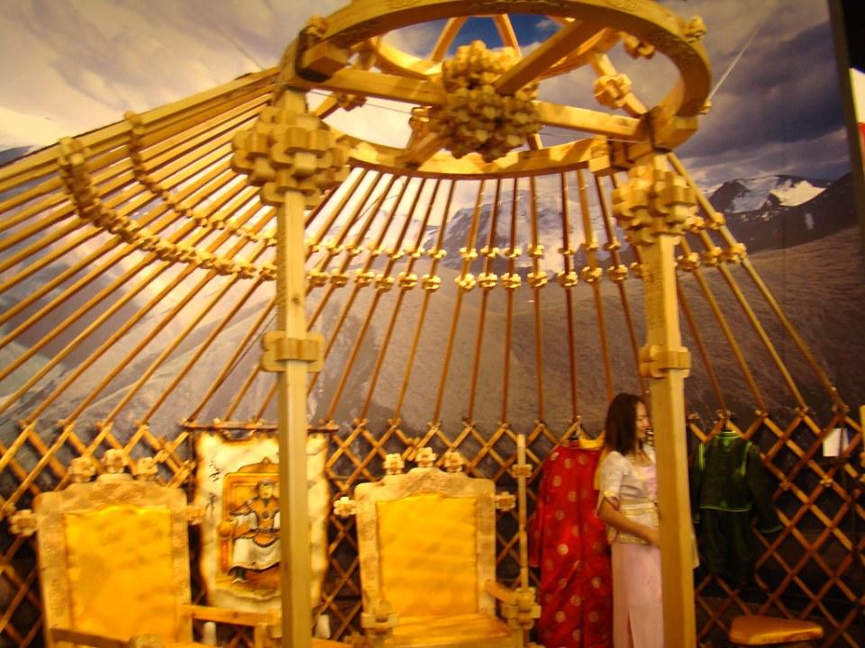 Zaragoza Expo 2008 Pabellón de Mongolia 035