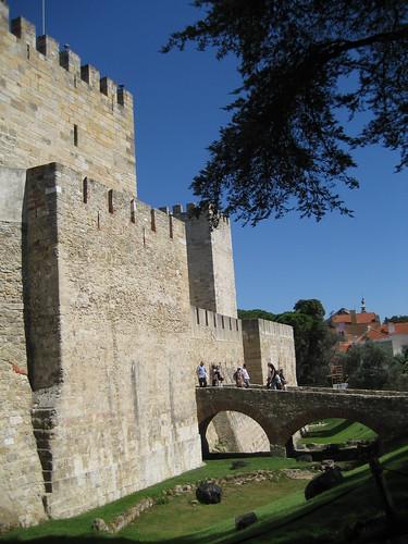 Castillo de San Jorge. ViajerosAlBlog.com.