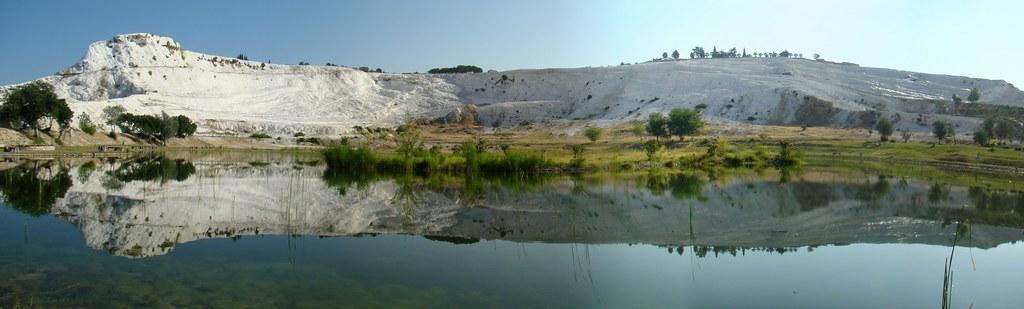 Turquia Pamukkale fuentes de aguas termales 51