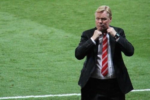 Ronald Koeman, Southampton Manager