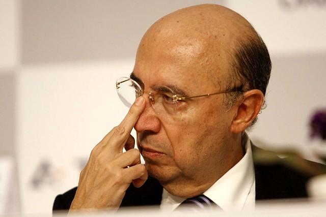 Por que só no andar de baixo, ministro?, Henrique Meirelles