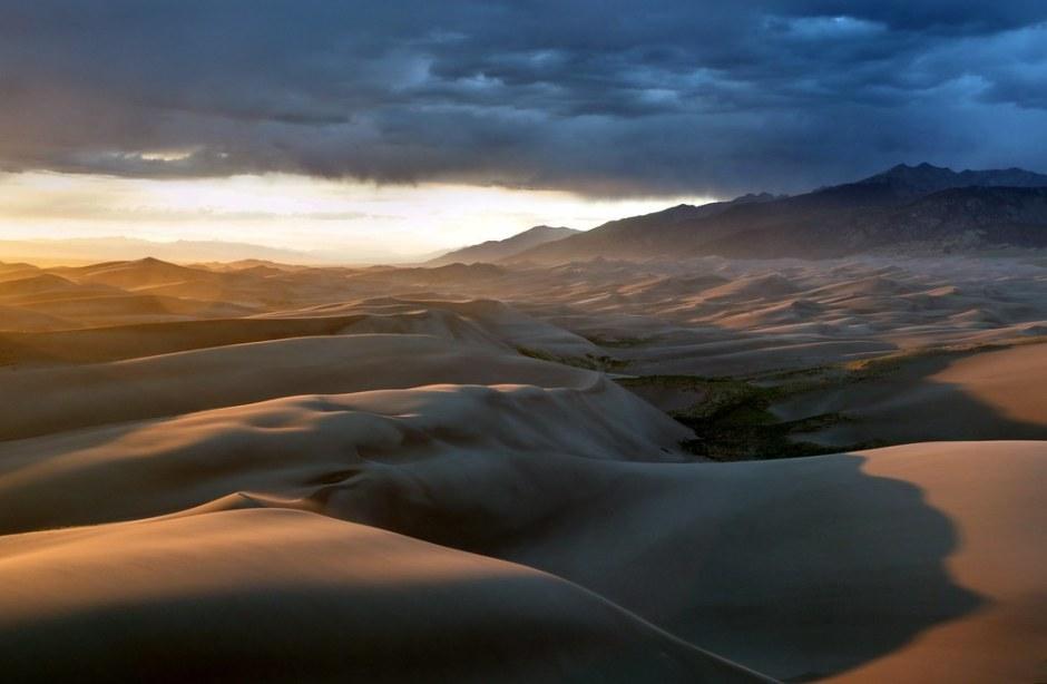 Dune Set - Great Sand Dunes National Park