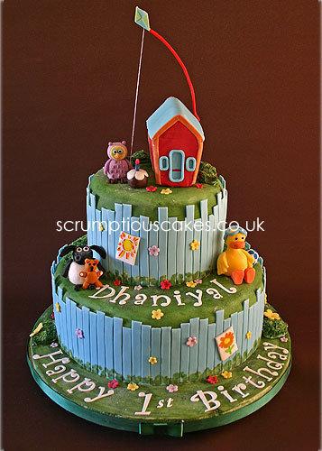Birthday Cake 658 Timmy Time Paula Jane Bourke Flickr