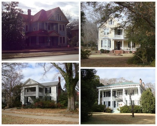 Main Street Homes, Greensboro Alabama
