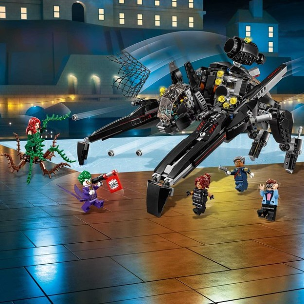LEGO Batman Movie 70908 The Scuttler