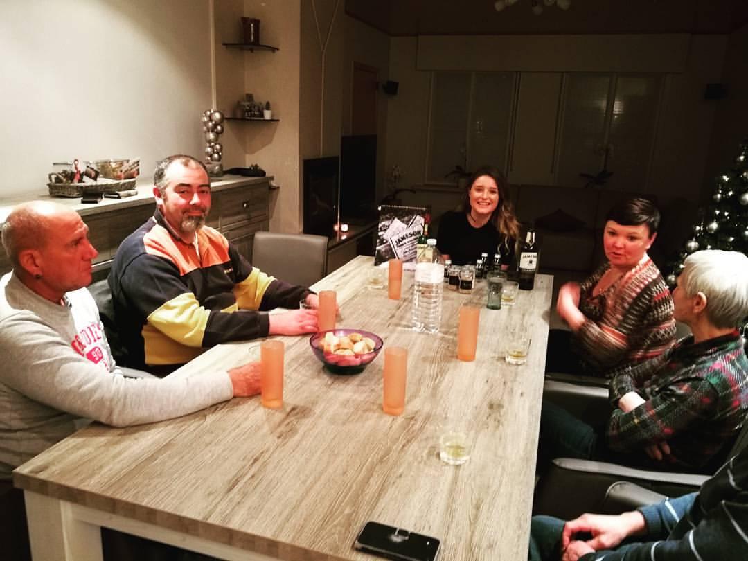 Een prive Jameson Caskmates tasting thuis, met brand ambassador Aisling Walsh!