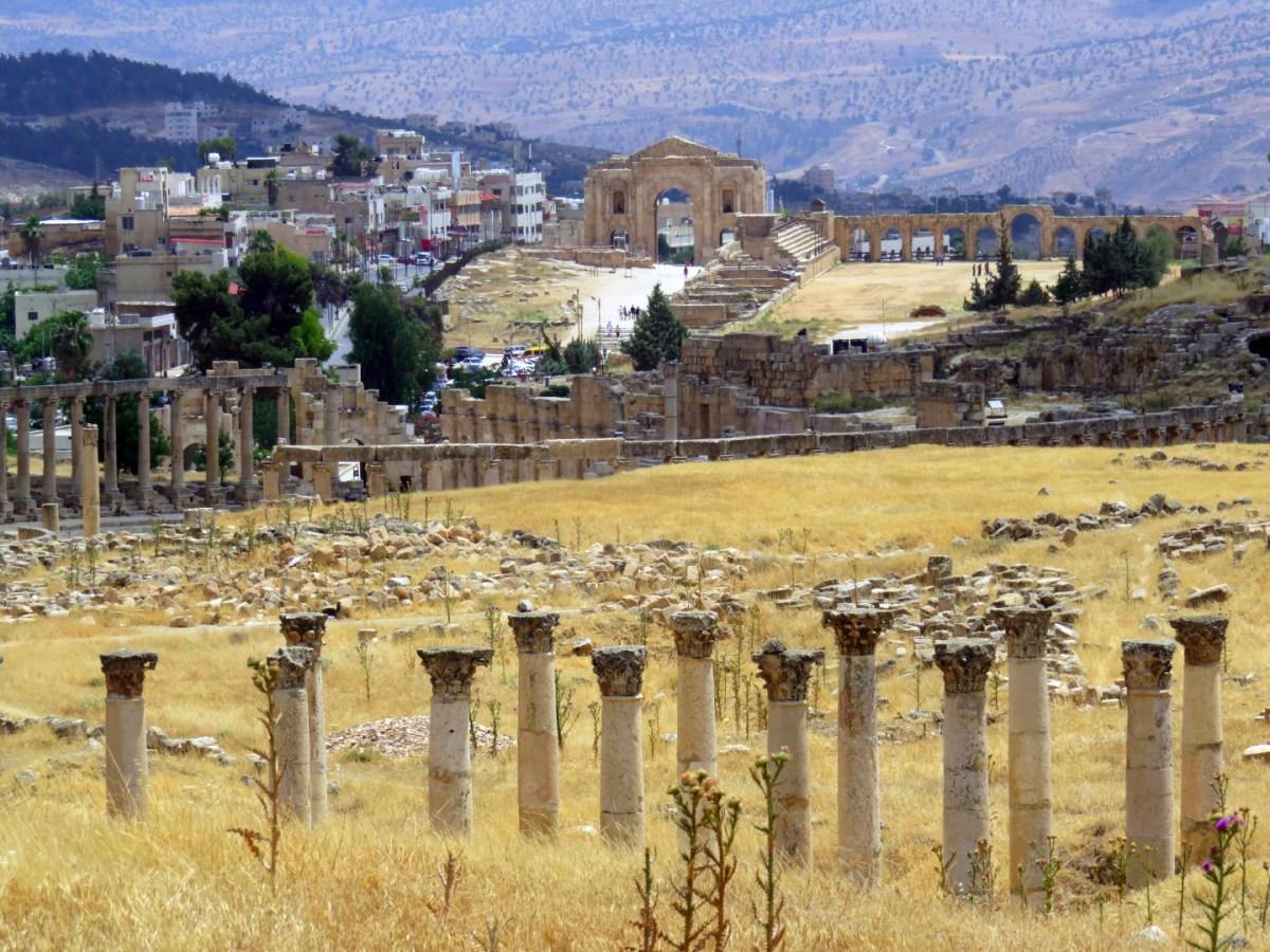 Jerash, la Roma de Jordania / Jordan - Jerash / Gerasa Jerash, la Roma de Jordania Jerash, la Roma de Jordania 29954296124 181c3d8a3a o